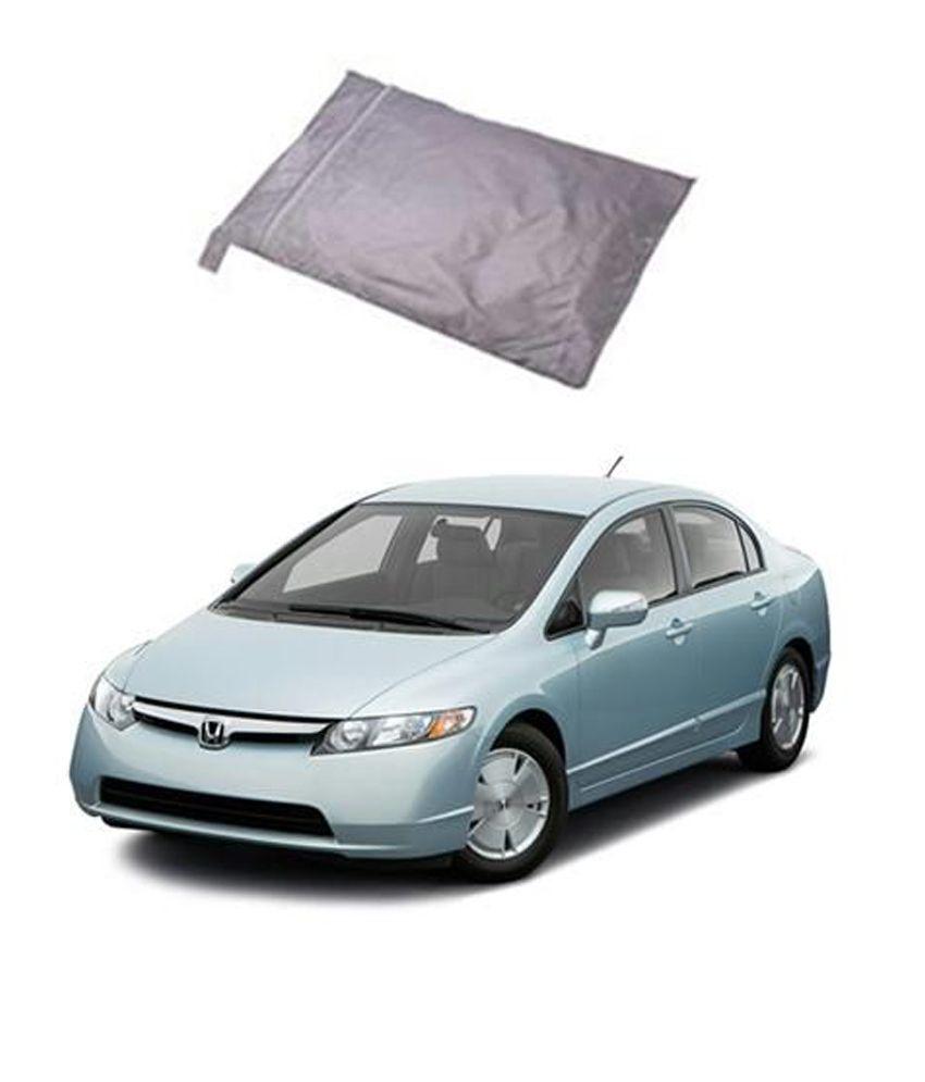 gubbi car body cover honda civic buy gubbi car body cover honda civic online at low. Black Bedroom Furniture Sets. Home Design Ideas