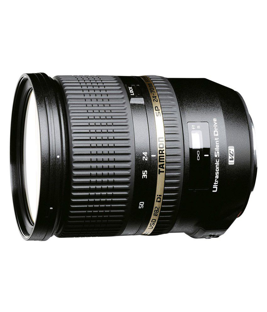 Tamron A007 SP 24-70 mm F/2.8 Di  VC USD (for Canon) Lens