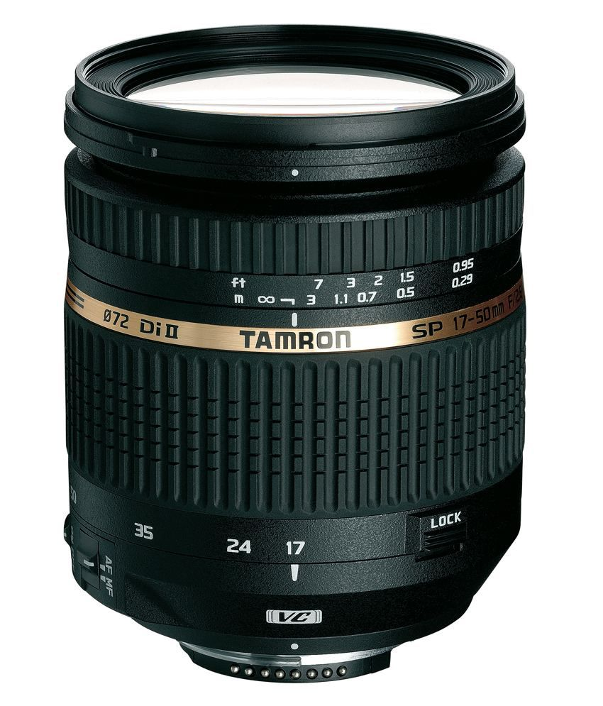 Tamron B005 SP AF 17-50 mm   F/2.8 XR Di II VC LD Aspherical   (IF) (for Canon) Lens
