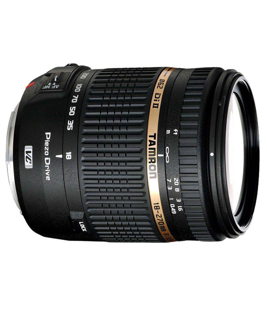 Tamron B008 AF 18-270 mm  F/3.5-6.3 Di-II VC LD Aspherical  (IF) Macro (for Nikon) Lens