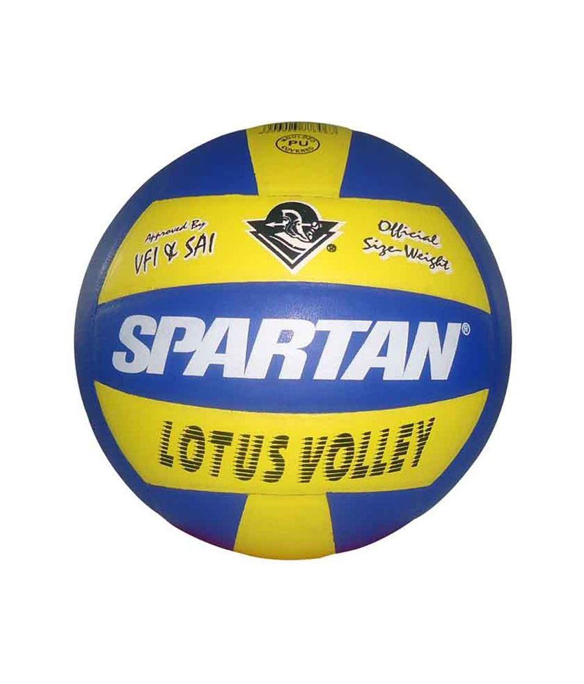spartan volleyball price