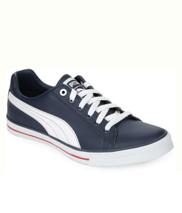 puma shoes canvas
