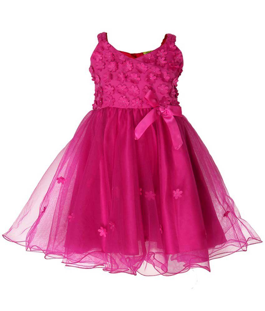 cutecumber pink dresses for girls   buy cutecumber pink