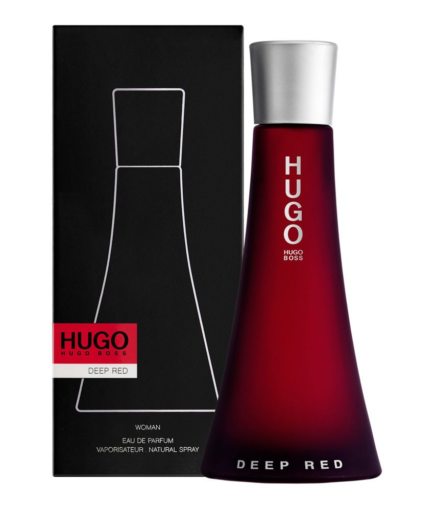76df4cd7ba Boss Perfume Deep Red Women EDP 90ml  Buy Online at Best Prices in India -  Snapdeal