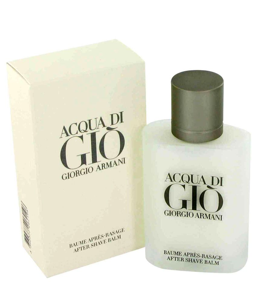 Giorgio Armani Acqua Di Gio Men 100ML EDT: Buy Online at Best Prices in India - Snapdeal