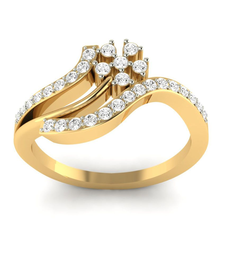 Jewels5 Classy Gold Ring