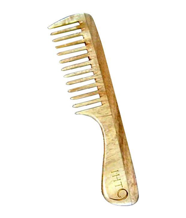 Lass Naturals Iht 9 Neem Wood Comb Lc1 1 Pc
