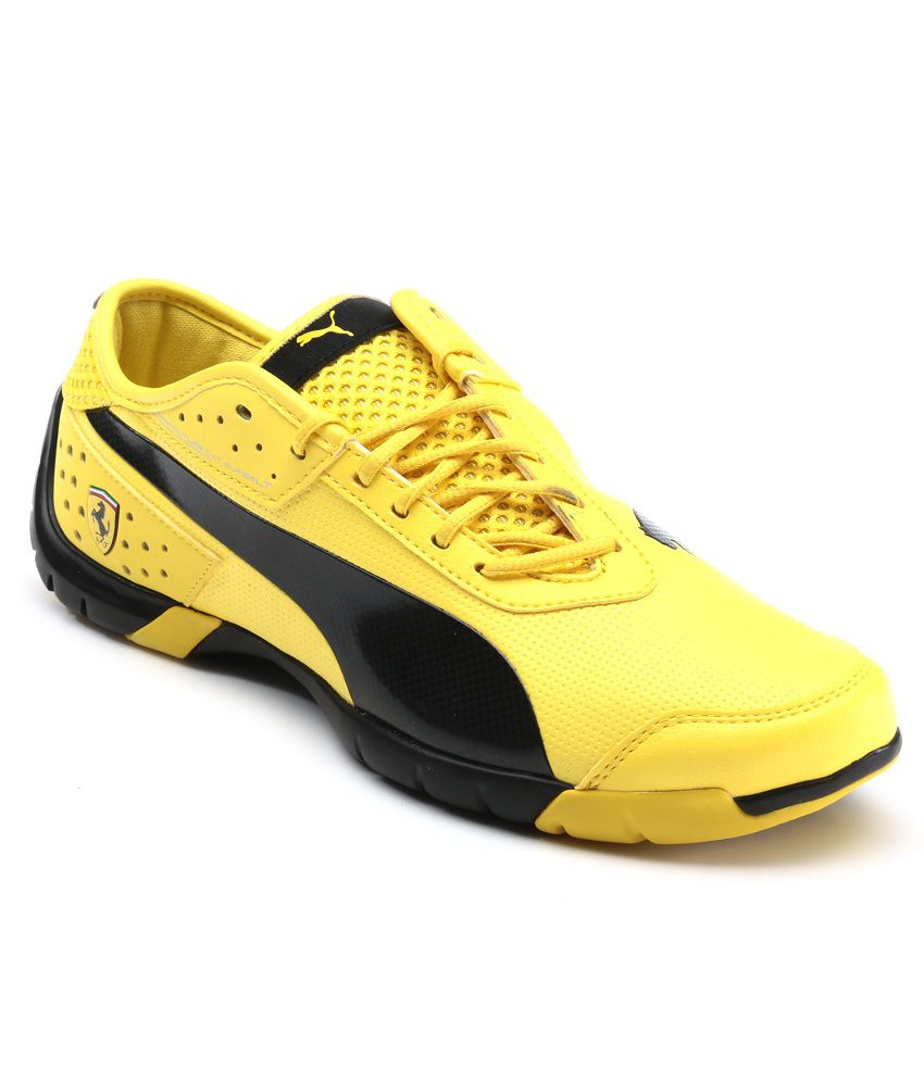 Puma Yellow Lifestyle Shoes - Buy Puma Yellow Lifestyle Shoes Online at  Best Prices in India on Snapdeal b52c9e1c1