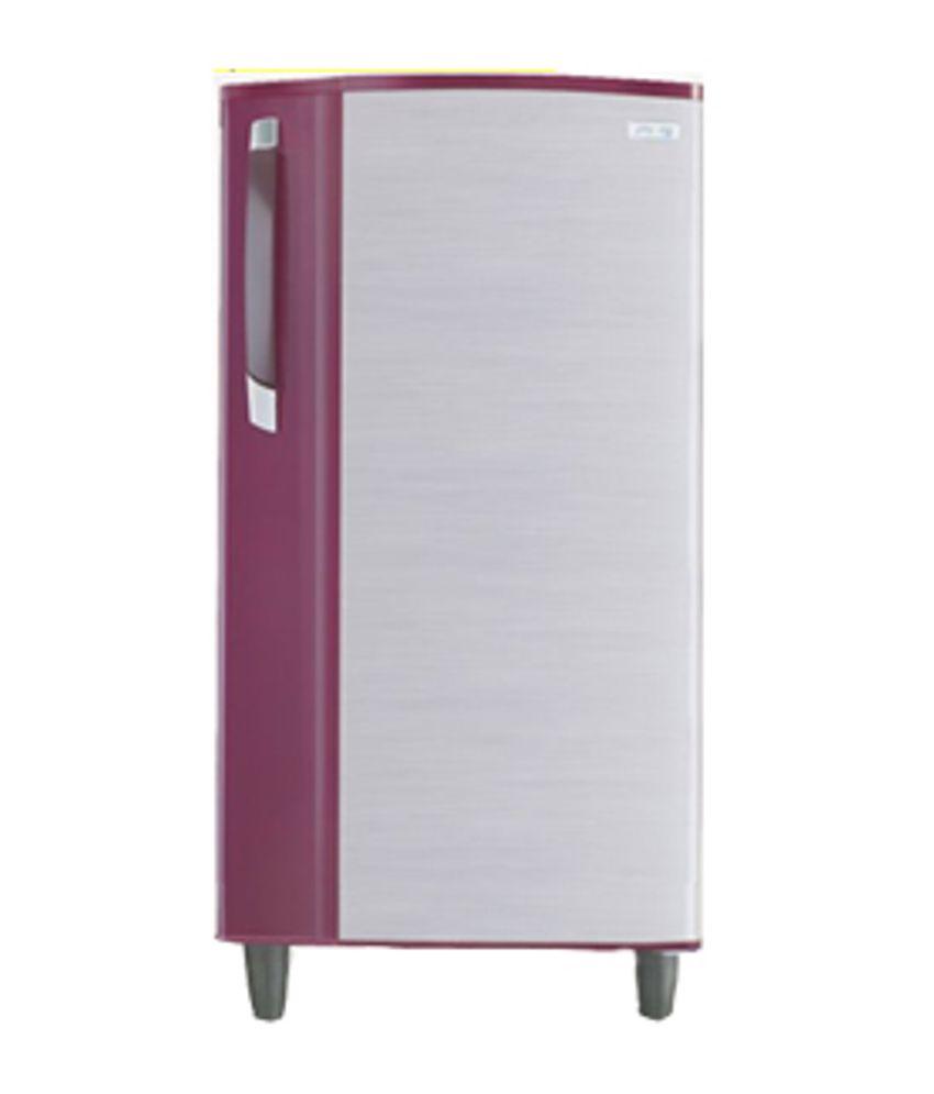 Godrej 170 Ltr Single Door 185CHTM Direct Cool Refrigerator Red Price in India - Buy Godrej 170 ...