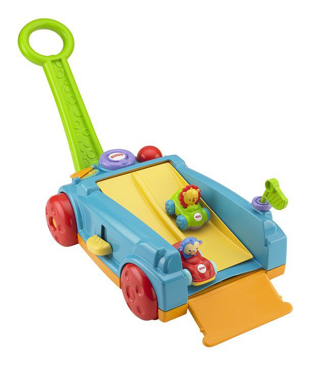 Fisher Price Rock And Roll Wagon Baby Toys