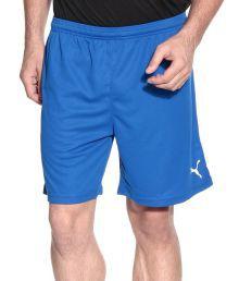 Puma BTS Knit Shorts puma royal-whi