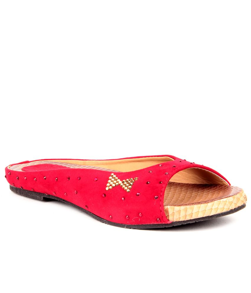 Anand Archies Red Flats