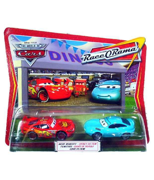 Cars movie products