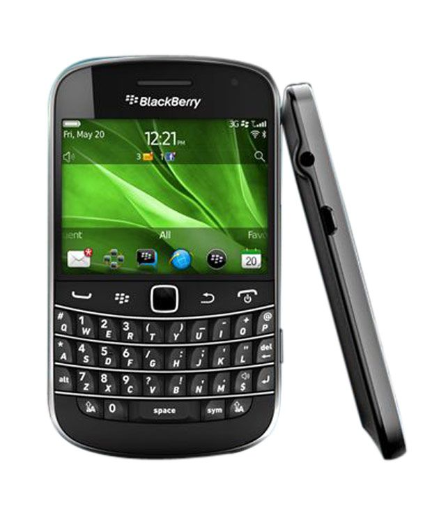 Blackberry bold 9900 black mobile phones online at low prices blackberry bold 9900 black reheart Images