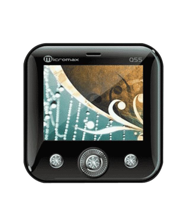 Micromax Q55 - Black