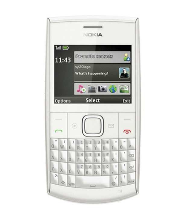nokia x2 01 silver mobile phones online at low prices snapdeal india rh snapdeal com nokia x2 manual network selection nokia x2-02 service manual pdf