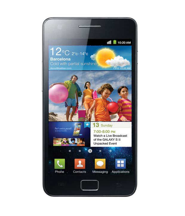 Samsung Galaxy S2-I9100