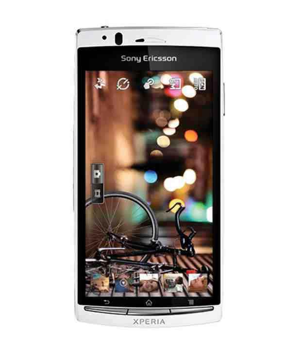 Sony Ericsson Arc S-White