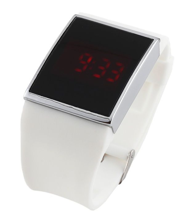 White Touch Screen Led Watch - Buy White Touch Screen Led Watch Online at  Best Prices in India on Snapdeal a9d796def6