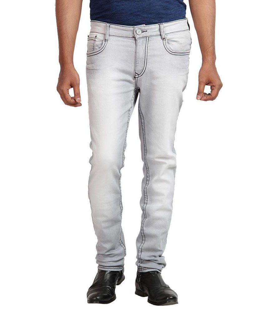 American Vintage Beige Regular  Jeans