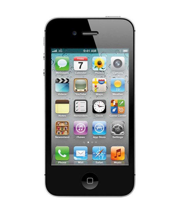 iphone 4s gb iphone 4s 32 gb black mobile phones at low prices 5653