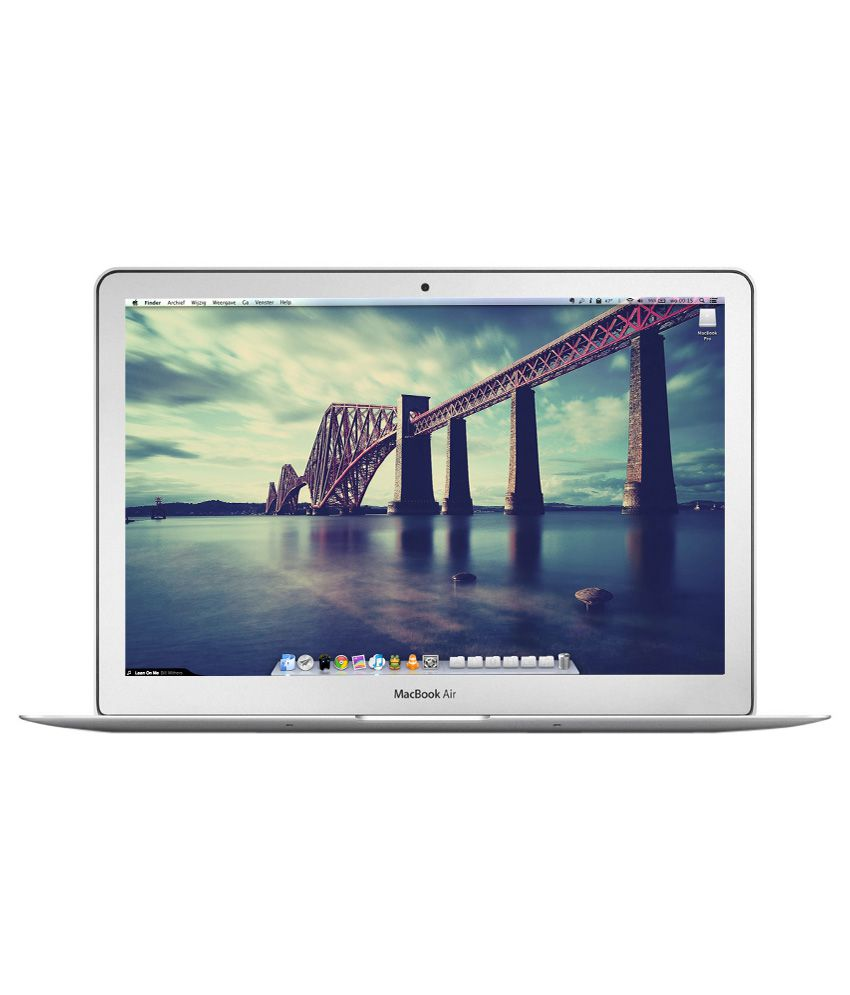 Apple MD760HN/B MacBook Air (4th Gen Intel Core i5- 4GB RAM- 128GB SSD- 33.78cm (13.3) Screen- Mac OS X Mavericks) (Silver)