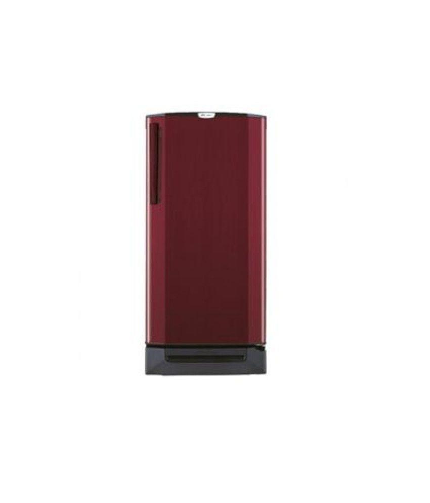Godrej 190 Ltr Direct Cool RDEdgePro CT5.1 Single Door Refrigerator Lush wine