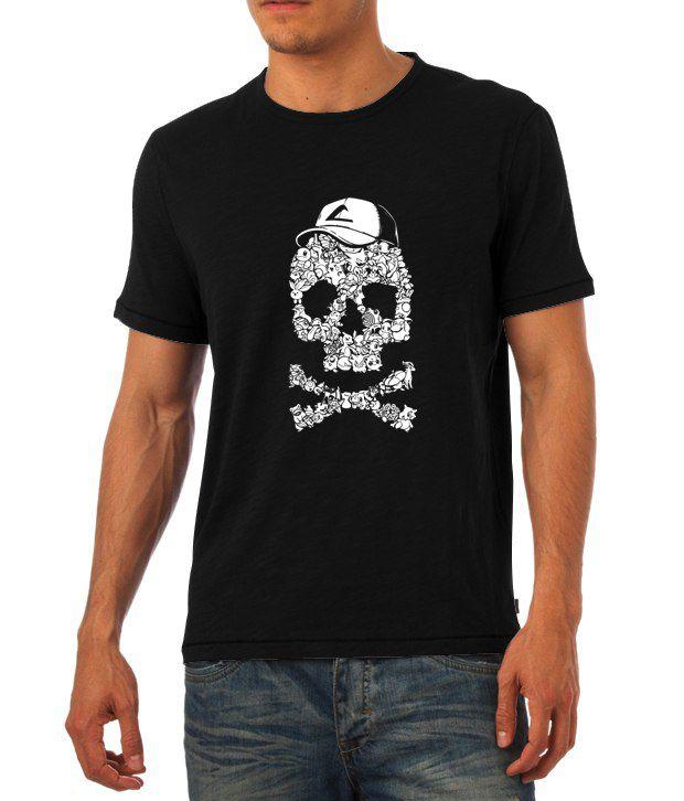 Pokemon Skull T Shirt