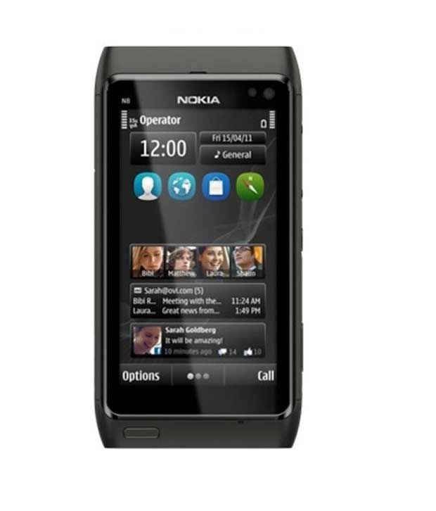 nokia n8 00 d grey mobile phones online at low prices snapdeal india rh snapdeal com Nokia C6-00 Nokia X7 00 Games
