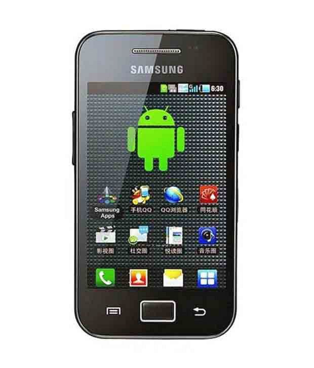 Samsung Galaxy Ace Duos-I589-Metallic Grey