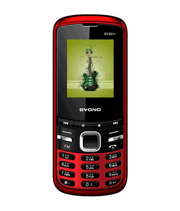 BYOND Dual Sim Mobile-BY 901+
