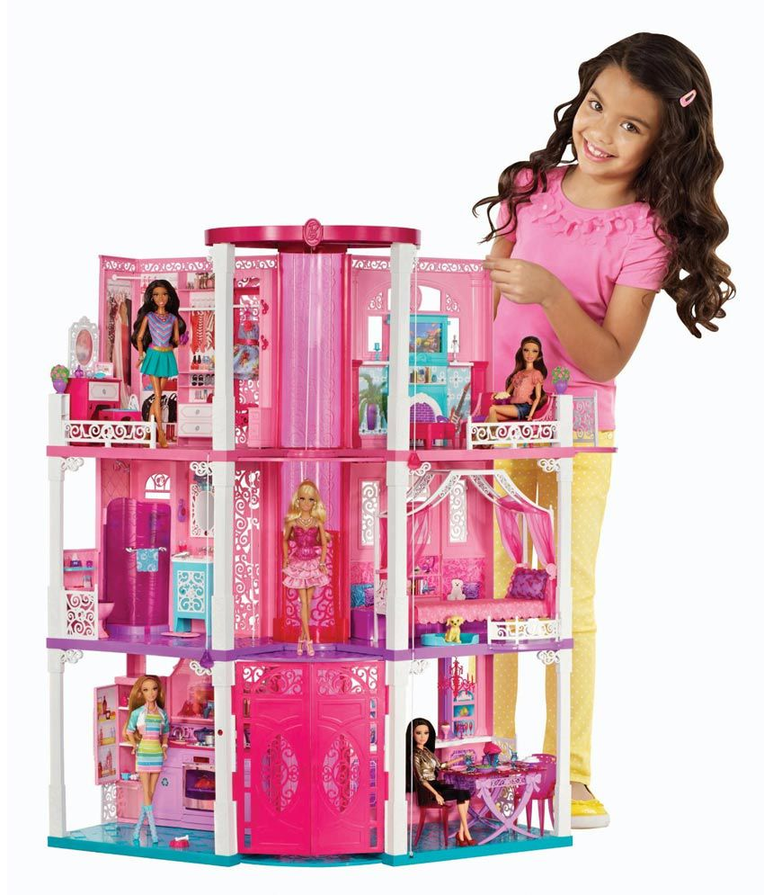 Barbie Dream Doll House Barbie Dream Doll House ...
