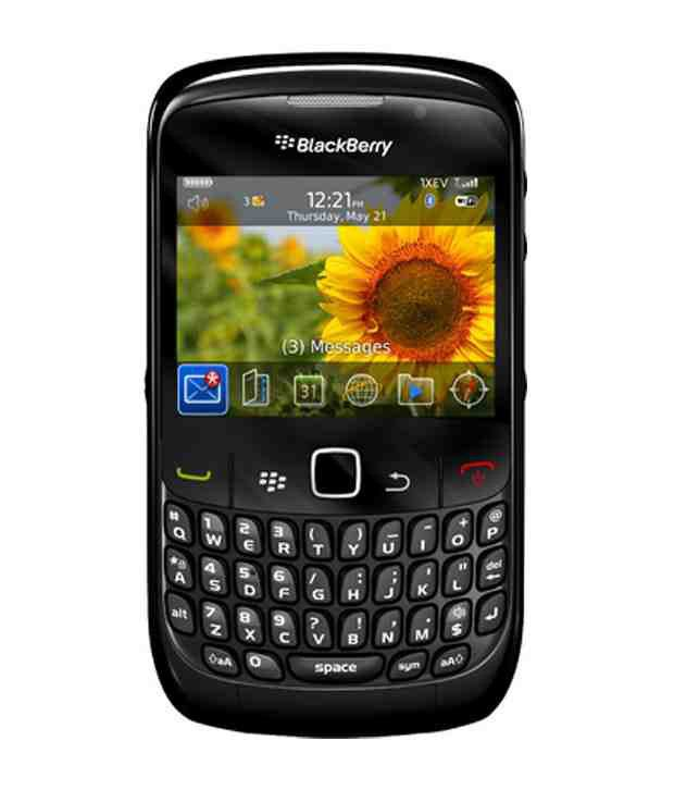 Blackberry 8530-Tata