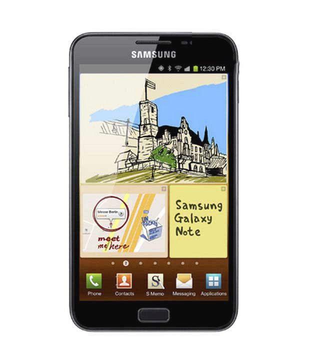 Samsung Galaxy Note N7000 Blue