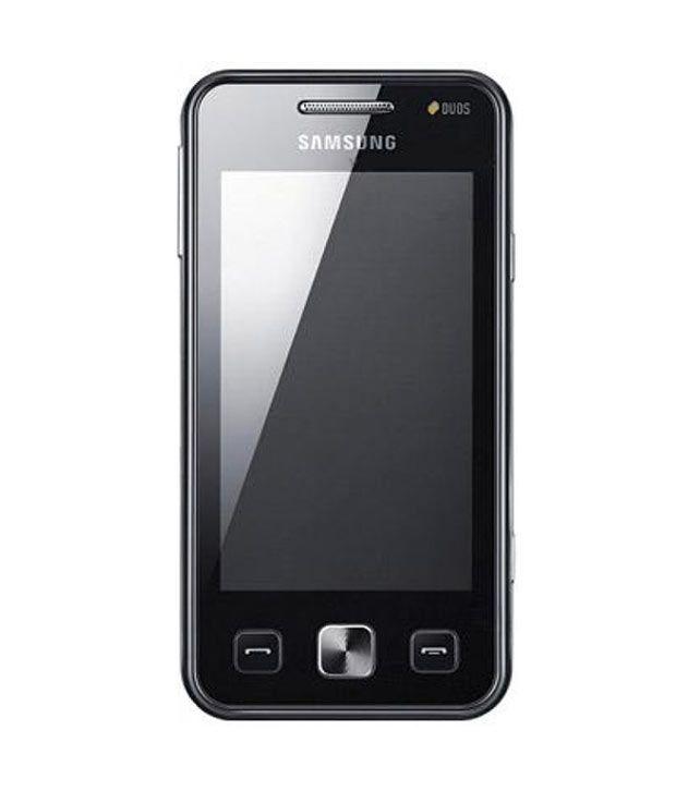 Samsung Star II DUOS C6712 Noble Black