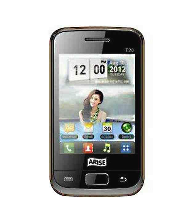 Arise Mobile T20 (Black)