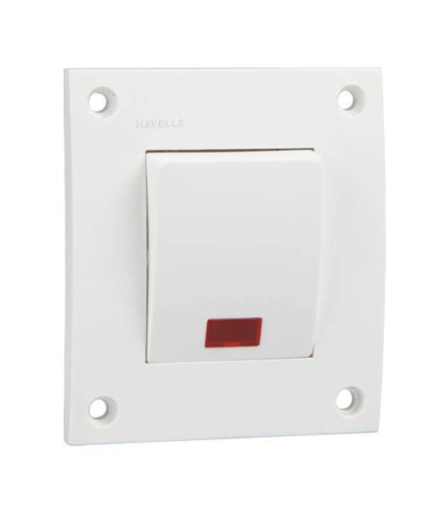 Buy Havells 32a Dp One Way Switch Online At Low Price In