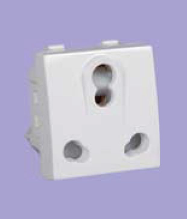 Buy Havells 6a 16a 3 Pin Socket Online At Low Price In