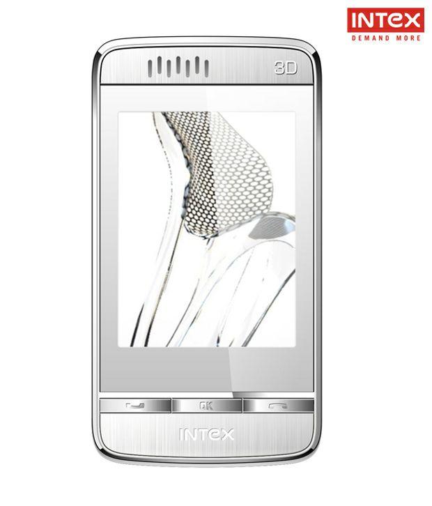 Intex Avtar 3D (White)