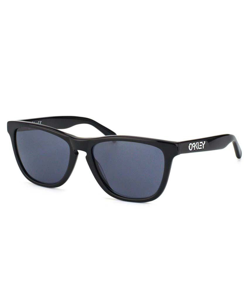206e496af5 Oakley Frogskins LX OO 2043-01 Medium Sunglasses - Buy Oakley Frogskins LX OO  2043-01 Medium Sunglasses Online at Low Price - Snapdeal