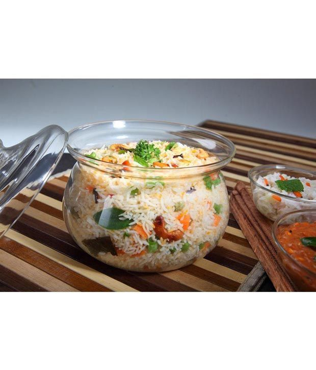 Vertis Casserole With Glass Lid
