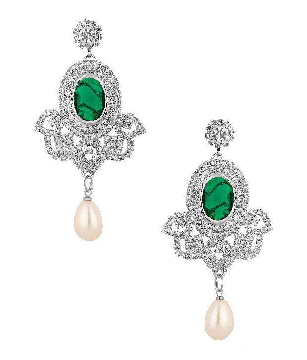 Voylla Fashionable Earrings