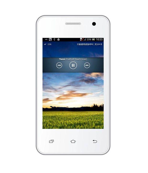 Karbonn Smart A51 White