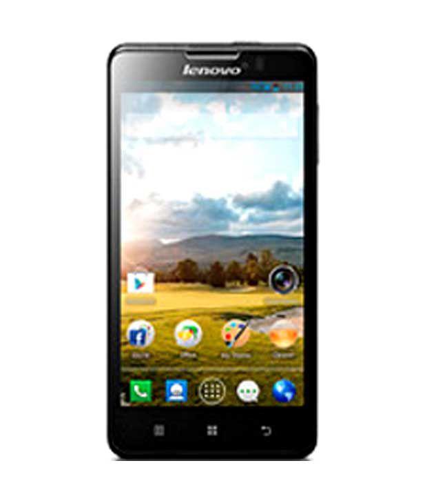 Lenovo P780 Mobile 4GB Black