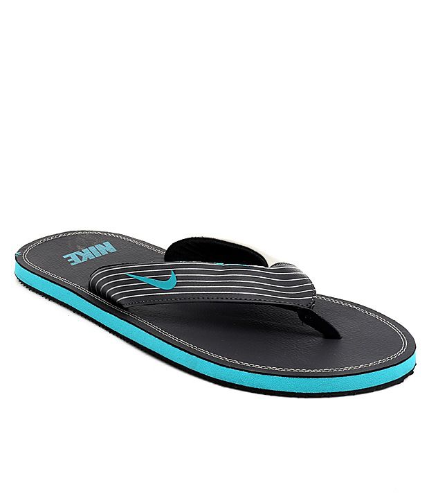 Buy Nike Black Slippers Online at Snapdeal