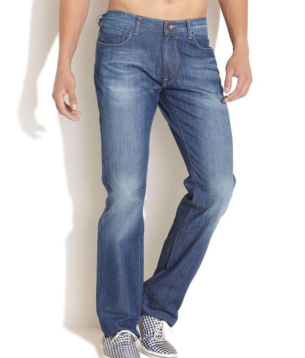Pepe Jeans London Blue Regular Jeans