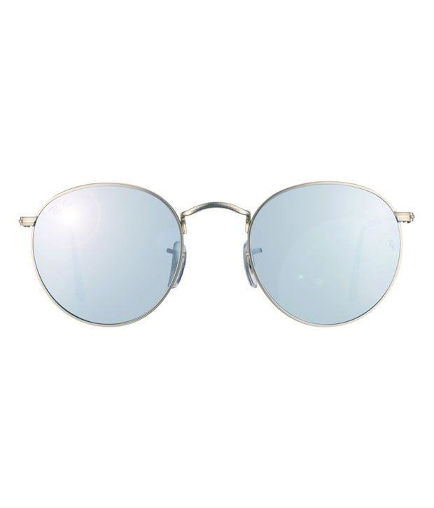 Rayban Round Sunglasses  ray ban silver round sunglasses rb3447 019 30 50 21 ray