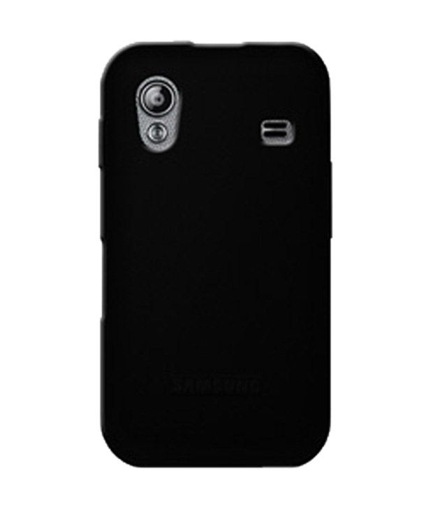 Amzer 91152 Gloss TPU Case Black for Samsung Galaxy Ace S5830