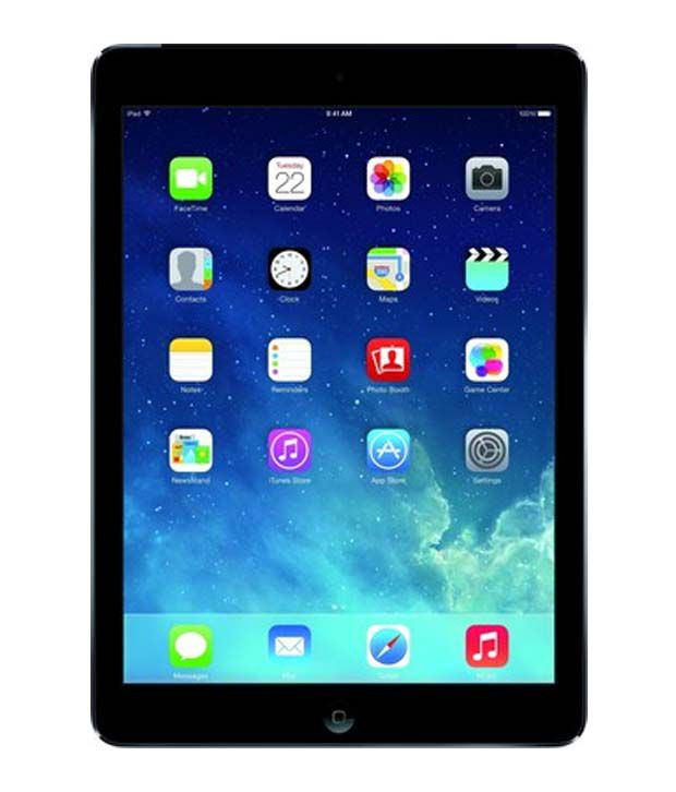 apple ipad air 128 gb wifi space gray tablets online. Black Bedroom Furniture Sets. Home Design Ideas