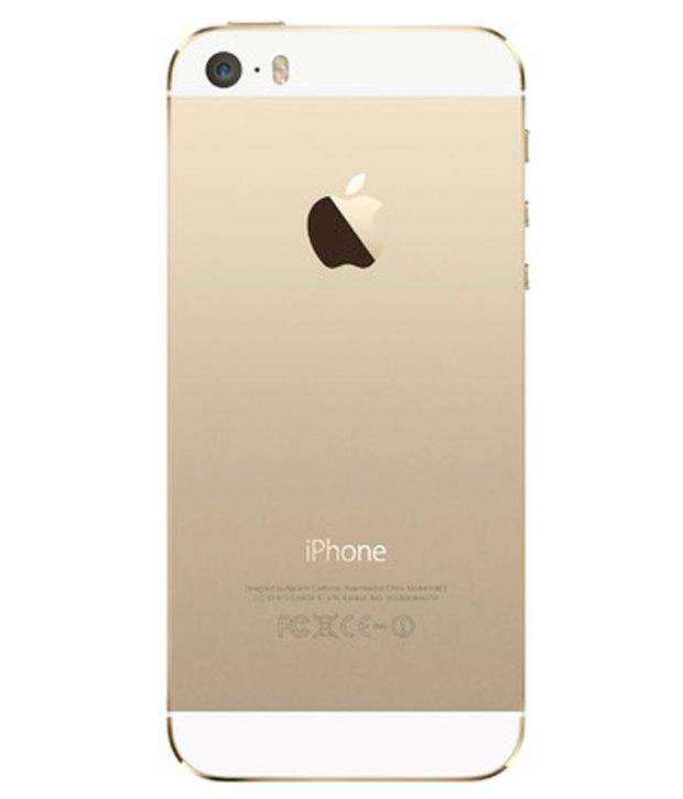 Apple iphone 5s 32GB Gold Mobile Phones Online at Low Prices ... b65b9a53a8